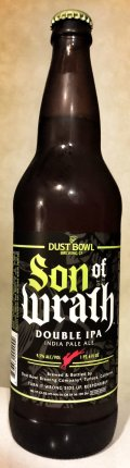 Dust Bowl Son of Wrath