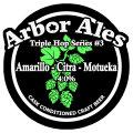 Arbor Triple Hop #03 - Amarillo, Citra, Motueka - American Pale Ale