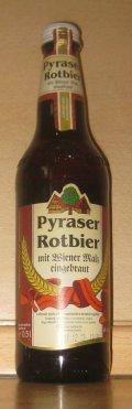 Pyraser Rotbier