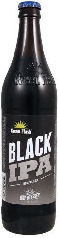 Green Flash Hop Odyssey Black IPA