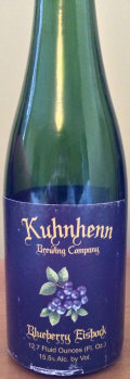 Kuhnhenn Blueberry Eisbock - Fruit Beer