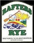 M.J. Barleyhoppers Rafters Rye - Specialty Grain