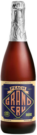 Great Divide Grand Cru - Peach - Belgian Strong Ale