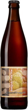 HaandBryggeriet Belgisk Pale Ale - Belgian Ale