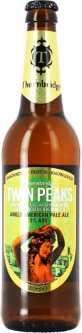 Thornbridge / Sierra Nevada Twin Peaks - American Pale Ale