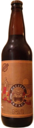 Pacific Breach Br�n Brown Ale