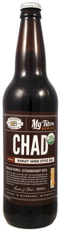 Lakefront My Turn #004: Chad (Barley Wine)