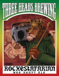 Three Heads Rochestafarian Wee Heavy Ale - Scotch Ale