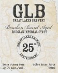 Great Lakes Brewing 25th Anniversary Bourbon Barrel Aged Russian Imperial Stout