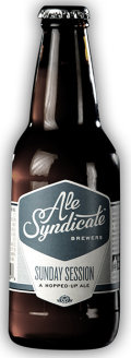 Ale Syndicate Sunday Session Hopped-Up Ale