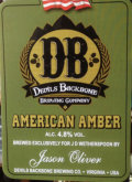 Adnams / Devils Backbone American Amber