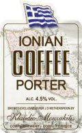Everards / Corfu Ionian Coffee Porter