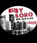 Malm� Ruby Soho Red Ale