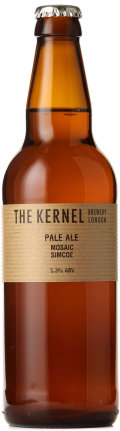 The Kernel Pale Ale Mosaic Simcoe - American Pale Ale