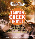 White River Tavern Creek Tripel - Abbey Tripel
