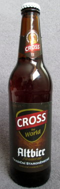 Vy�kov Cross the World Altbier