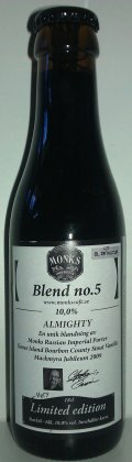 Monks Caf� Blend no.5 Almighty