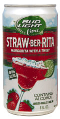 Bud Light Lime Straw-Ber-Rita