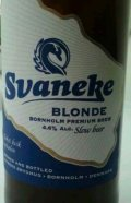 Svaneke Blonde - German Hefeweizen