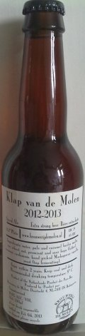 De Molen Klap Van De Molen 2012-2013 - Spice/Herb/Vegetable