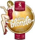 Robinsons Dizzy Blonde (Cask)