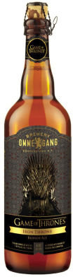 Ommegang Game Of Thrones #1 - Iron Throne Ale - Belgian Ale