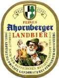 Ahornberger Landbier W�rzig