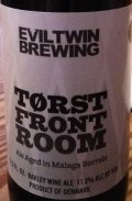 Evil Twin T�rst Front Room - Barley Wine