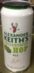 Alexander Keiths Hallertauer Hop Ale