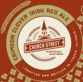 Church Street Crimson Clover Red Irish Ale
