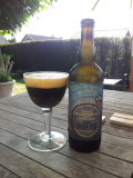Hof Ten Dormaal Barrel-aged Project 2013 (Dark Ale): No. 3 Sauternes