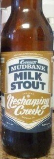 Neshaminy Creek Coconut Mudbank Milk Stout