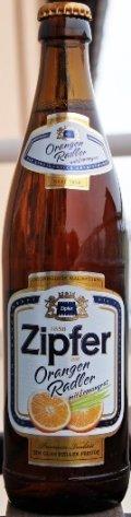 Zipfer Orangen Radler mit Lemongras - Fruit Beer/Radler