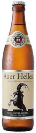 Schlossbrauerei Au Auer Helles