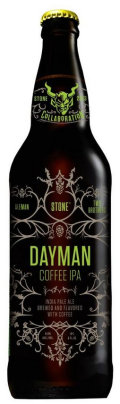 Aleman / Two Brothers / Stone DayMan Coffee IPA