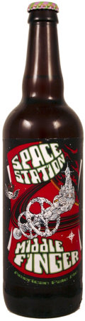 Three Floyds Space Station Middle Finger - American Pale Ale