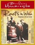 Menaresta Roots In Wine