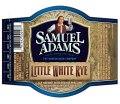 Samuel Adams Little White Rye - Belgian White (Witbier)