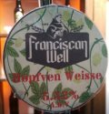 Franciscan Well Hopfenweisse - German Hefeweizen