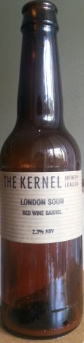 The Kernel London Sour (Red Wine Barrel Aged) - Berliner Weisse