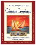 Blue Moon Crimson Crossing