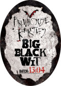 Flying Dog Brewhouse Rarities: Big Black Wit - Belgian Ale