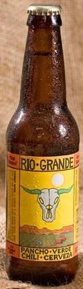 Rio Grande Pancho Verde Chile Cerveza