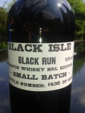 Black Isle Black Run Tomatin Whisky Brl Edition
