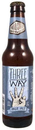 Third Street Three Way Pale Ale - American Pale Ale