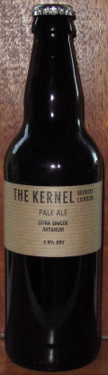 The Kernel Pale Ale Citra Simcoe Ahtanum