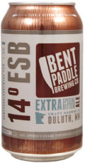 Bent Paddle 14� ESB