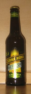 Čern� Hora Refresh Limetka + Pomeranč - Fruit Beer