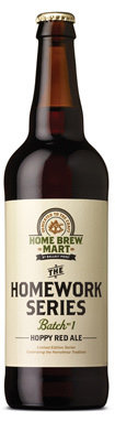 Ballast Point Homework Series #1 - India Red Ale
