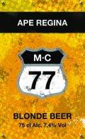 MC77 Ape Regina